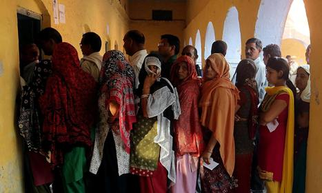 India elections: millions turn out in first big day of voting | Vox populi | Scoop.it