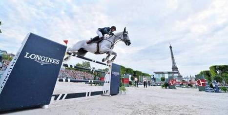 Longines Paris Eiffel Juming: Kévin Staut défend son titre | Cheval et sport | Scoop.it