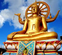 Impressive & Inspirational At Wat Phra Yai Samui Island!   Travel Around The World   Scoop.it
