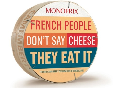 "Avec sa campagne ""in english"", Monoprix joue les attrape-touristes ! - Communication (Agro)alimentaire 