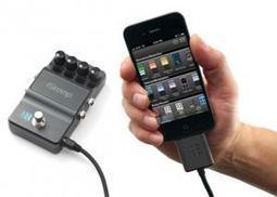 Video: DigiTech's New iStomp Is 32 Stompboxes In One | Around the Music world | Scoop.it
