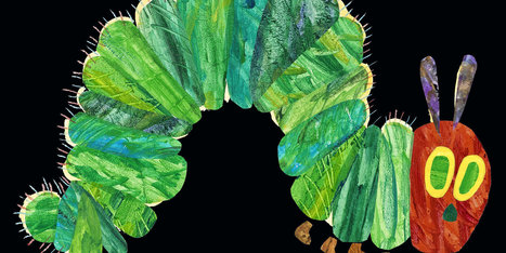 Eric Carle, Your Favorite Children's Book Illustrator, Is 87 And Still Making Art   Livros   Scoop.it
