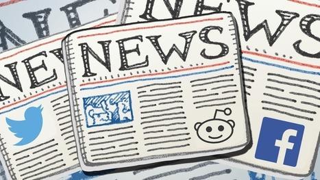 Quelle info sur les médias sociaux ? | Journalisme Multimédia | Scoop.it