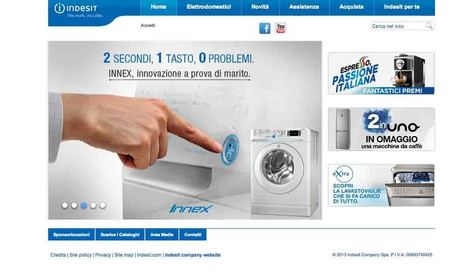 "Indesit addio all'Italia, il controllo va alla Whirpool - Wired | L'impresa ""mobile"" 
