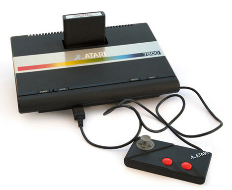 Evolution of Home Video Game Consoles: 1967 – 2011 | Technological Evolution in Video Games | Scoop.it