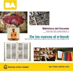 De las cuevas al e-book. Breve historia de la difusión de los conocimientos | El rincón de mferna | Scoop.it