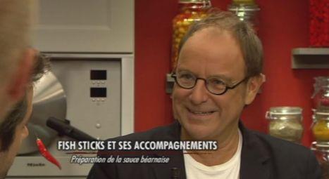 TV RTBF/Un gars un chef : Pierre Kroll, l'invité du jour | Renaissance du Livre | Scoop.it