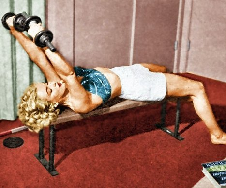Best Workouts for Toning Your Arms, Legs, Belly, Glutes, and More | Fitness | Scoop.it