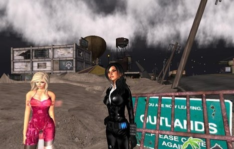 Is Second Life About to Become a Ghost World? | Dreamlands | Scoop.it