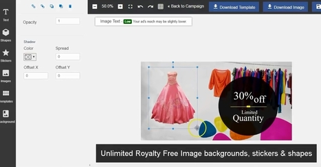 Create Effective Facebook Ads Design with This Drag and Drop Software - Spritol | general | Scoop.it