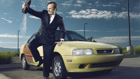 Five Reasons You Need To Watch 'Better Call Saul' | What's up, TV? | Scoop.it