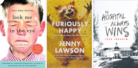 14 Books To Read For Mental Health Awareness | Libraries | Scoop.it