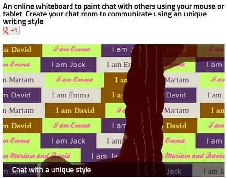 interactive.i - online whiteboard | Digital Presentations in Education | Scoop.it
