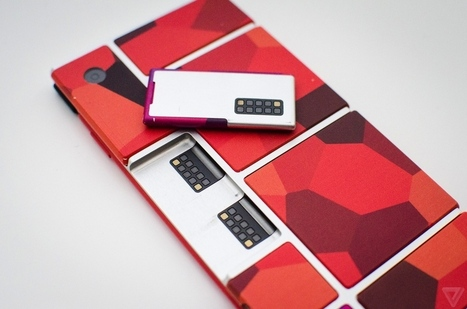 Project Ara: our best look yet at Google's new modular smartphone | Sharing Technology for Teachers | Scoop.it