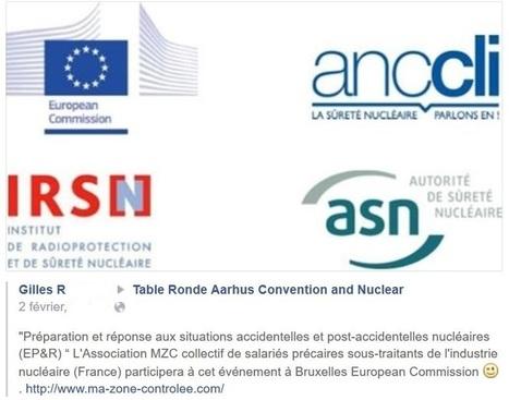 France : Un parc nucléaire vertigineusement anxiogène ! – | Salariés précaires de l'industrie nucléaire | Scoop.it
