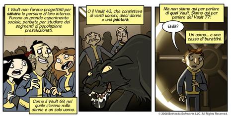 Vault 77 l'uomo dei pupazzi | ilcorriere | Scoop.it
