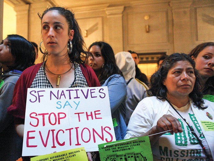 Ed Lee does not veto Eviction Protections 2.0 but leaves it Unsigned | Legislation + Eviction Law News | Scoop.it