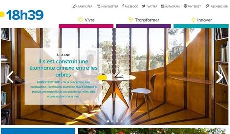 18h39, le brand content intelligent par Castorama | STORE & DIGITAL | Scoop.it
