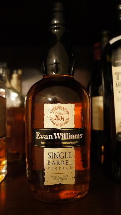 REVIEW: Evan Williams Single Barrel 2004 Vintage Bourbon | BourbonBlog | Whisky | Scoop.it