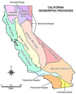 Geology of California | 8th Grade Earth Science | Scoop.it