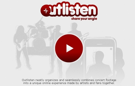Outlisten - Share Your Angle | music innovation | Scoop.it