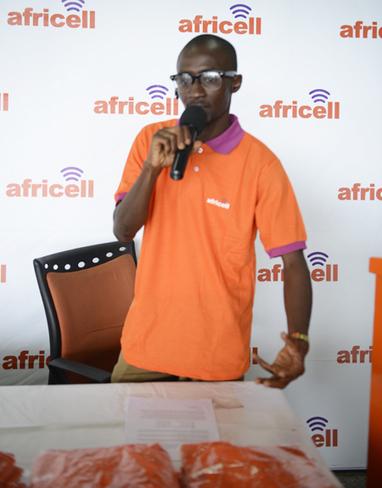 In Sierra Leone, Africell Football Live Score Service Launched: Sierra Leone News | Sierra Communicatin Wave | Scoop.it