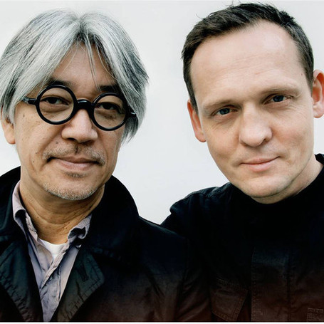 Alva Noto and Ryuichi Sakamoto | Southbank Centre | Media Aesthetics Lab | Scoop.it