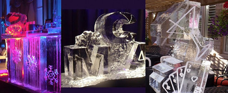 Ice Sculptures: Cool Ways to Make Any Personal or Professional Event Successful | Ice Sculpture and Chocolate Fountain | Scoop.it