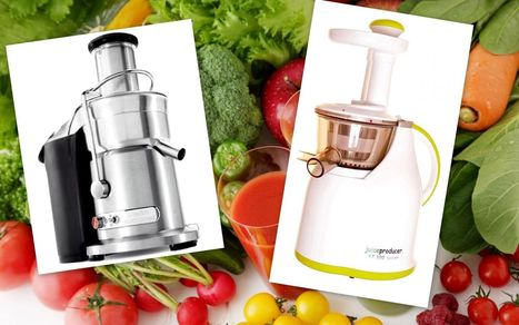 Masticating Juicers vs. Centrifugal Juicers | The Ultimate Juicer's Companion | Scoop.it