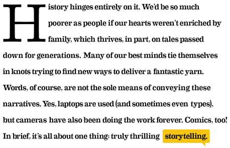 Southwest Airlines Spirit Magazine - The Art of Storytelling | Interests | Scoop.it