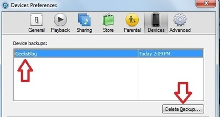 Delete iTunes Backup Manually on PC or Mac   All Things iPhone, iPad and iOS   Scoop.it