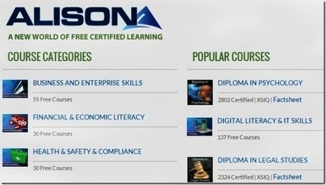 Alison Provides Free Online Training For PowerPoint And Workplace Skills | PowerPoint Presentation | training in the workplace | Scoop.it