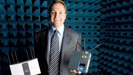 Wi-Fi Pioneer Predicts the Future of Wireless Technology | Future Visions And Trends! Lead The Way And Innovate. | Scoop.it