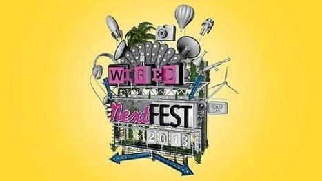 una neofita al wired next fest | eventi di architettura, interior design e..... | Scoop.it