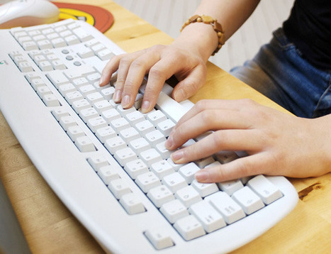 Short Sharp Science: QWERTY effect: How typing may shape meaning of words | Psychology and Brain News | Scoop.it