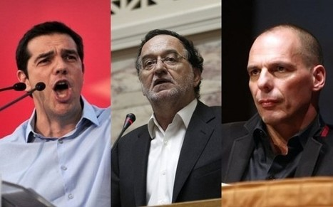 SYRIZA Left Platform Attacks Tsipras, Party Split 'Unavoidable'   GreekReporter.com   Peer2Politics   Scoop.it