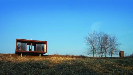 Construire une maison minimaliste la weehouse for Maison minimaliste