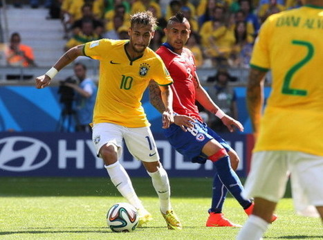 Study reveals Neymar plays football without even thinking | Futebol - Soccer | Scoop.it