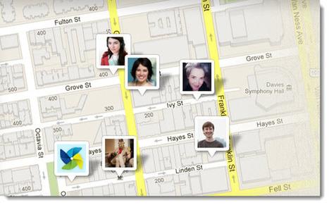 Pinwheel, para crear y compartir notas geolocalizadas | Participacion 2.0 y TIC | Scoop.it