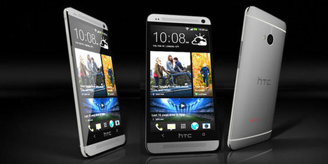 HTC One : numéro 3 du trafic web mondial derrière le Galaxy S4 et l'iPhone 5 | phonandroid | Scoop.it