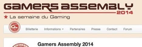 Gamers Assembly 2014 - Cachem | Désiré Koussawo | Scoop.it
