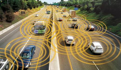 Un nouveau projet de route connectée et intelligente au Royaume-Uni | La technologie au collège | Scoop.it