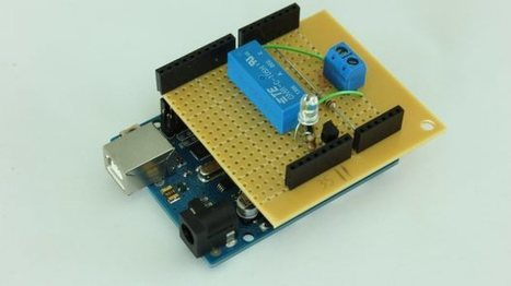 How to Make Custom Shields for a Microcontroller Board | Make: | Raspberry Pi | Scoop.it