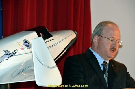 'New Space' Pioneers Pursue Passion Over Profitmaking   More Commercial Space News   Scoop.it