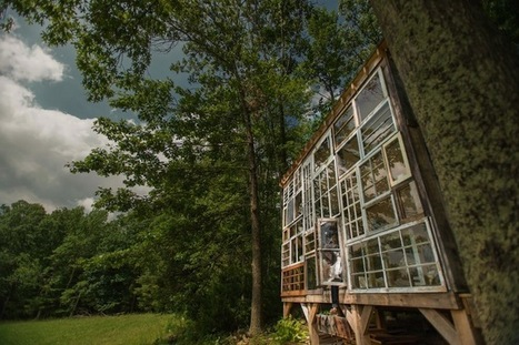 ​Dreamy Retreat Snuggled in the West Virginia Mountains | Tips for Cleaners | Architecture To Admire | Scoop.it