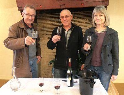 A Chavagne, les passionnés découvrent et dégustent le vin | Site de Rennes, Ville et Métropole | Mes articles | Scoop.it