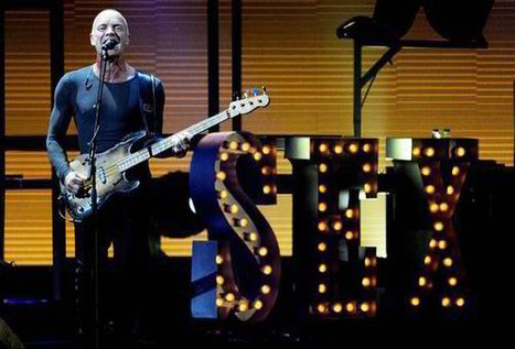 'There is some truth to it' Sting opens up about seven-hour tantric sex claims | Tantra: The Cosmic Orgasm | Scoop.it