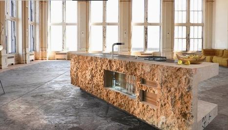 Aggressive Kitchen Design | Home living Spaces - Kitchen - Bathroom - Living | Scoop.it