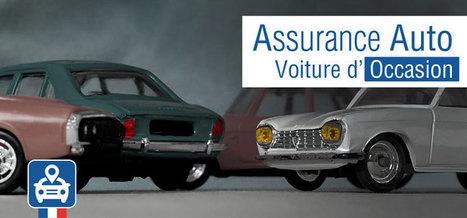 Comment bien assurer sa voiture d'occasion ? - Blog LegiPermis | Sécurité routière | Scoop.it
