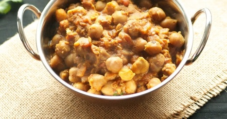 Chana Masala | Taste Chronicles | Food Security, Health, Nutrition, Physical Fitness, & Recreation | Scoop.it